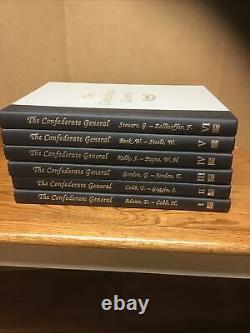 The Confederate General 6 Volumes William C Davis, Editor