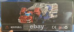 Transformer Toy Civil Warrior General Grant CW-01 CW01 Optimus Prime Brand NEW