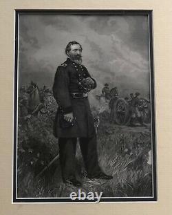 Union Major General John Sedgwick Civil War Dated Autograph (Document Signed)